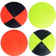 Jac Products Fluorescent Thud Juggling Ball 120g